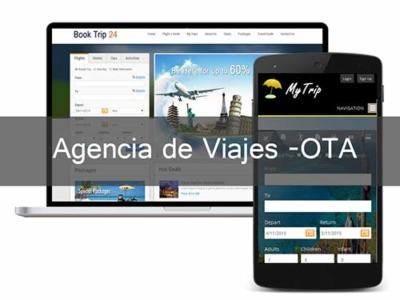 Agencia de viajes OTA