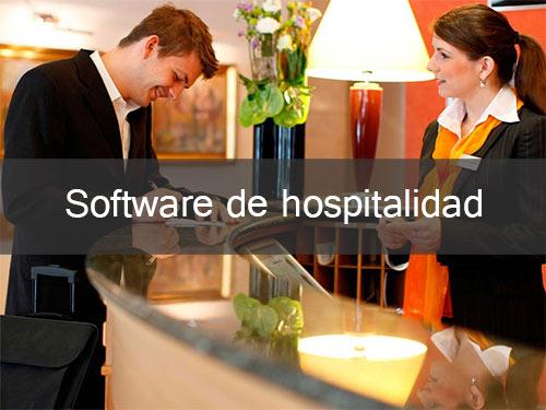 Software de hospitalidad
