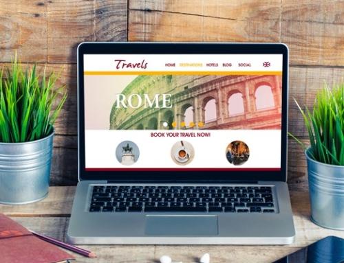 La importancia del contenido Web turistico.